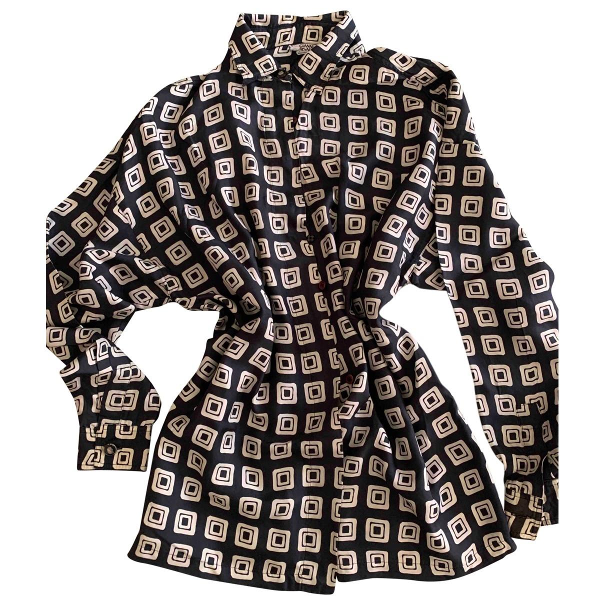 Gianni Versace - Top   pour femme en soie