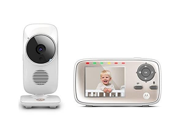 Motorola Video Baby Monitor