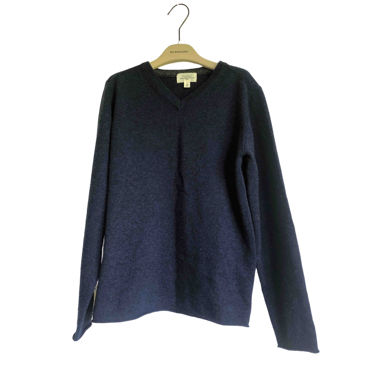 Hartford \N Blue Wool Knitwear for Kids 10 years - up to 142cm FR