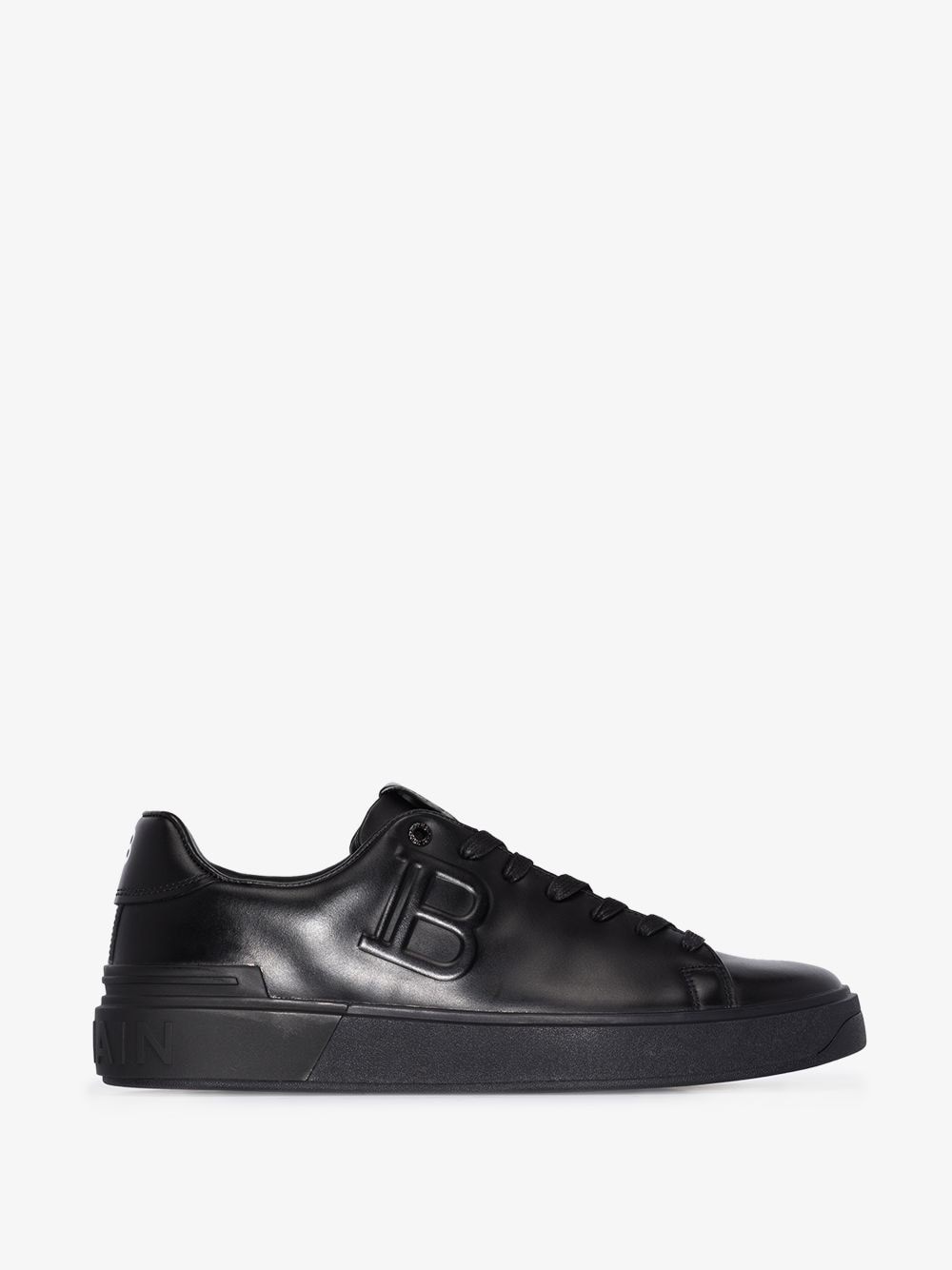 Leather B-court Low-top Sneakers