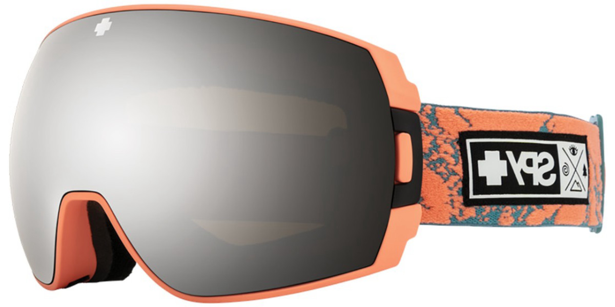 Spy LEGACY 3100000000029 Mens Sunglasses Orange Size 170
