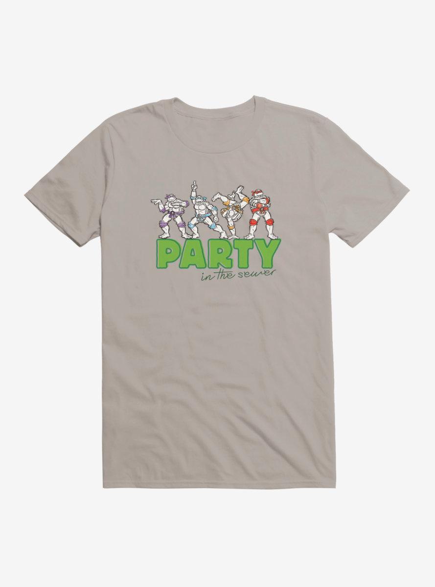 Teenage Mutant Ninja Turtles Party T-Shirt