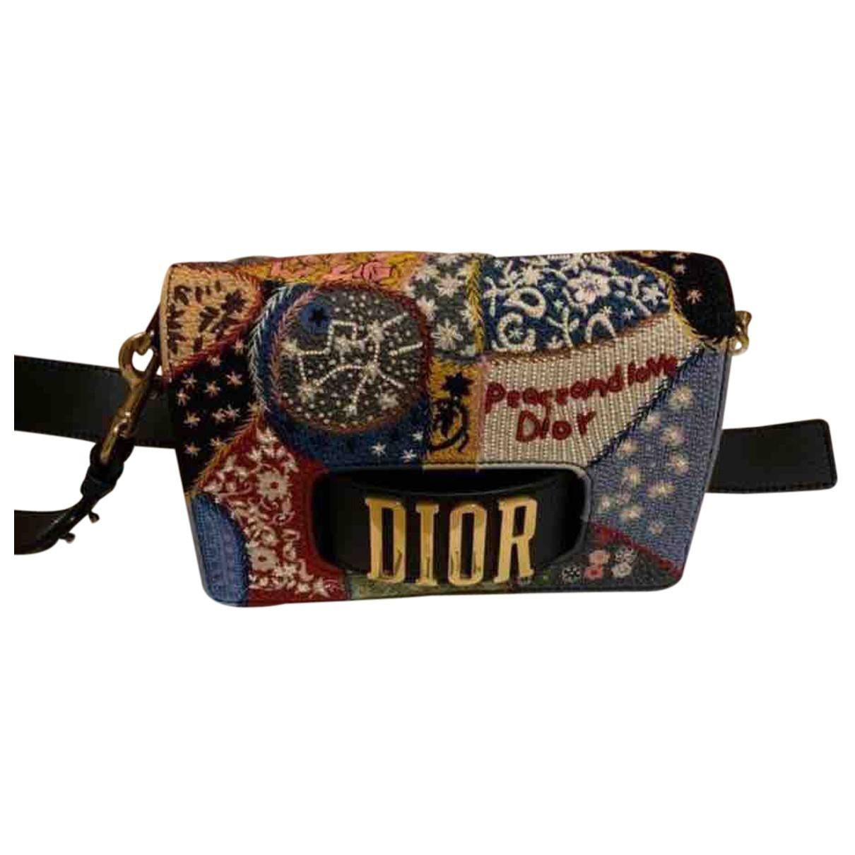 Dior - Sac a main Dio(r)evolution pour femme en cuir - multicolore