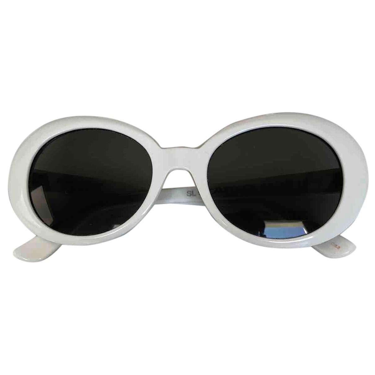 Saint Laurent N White Sunglasses for Women N
