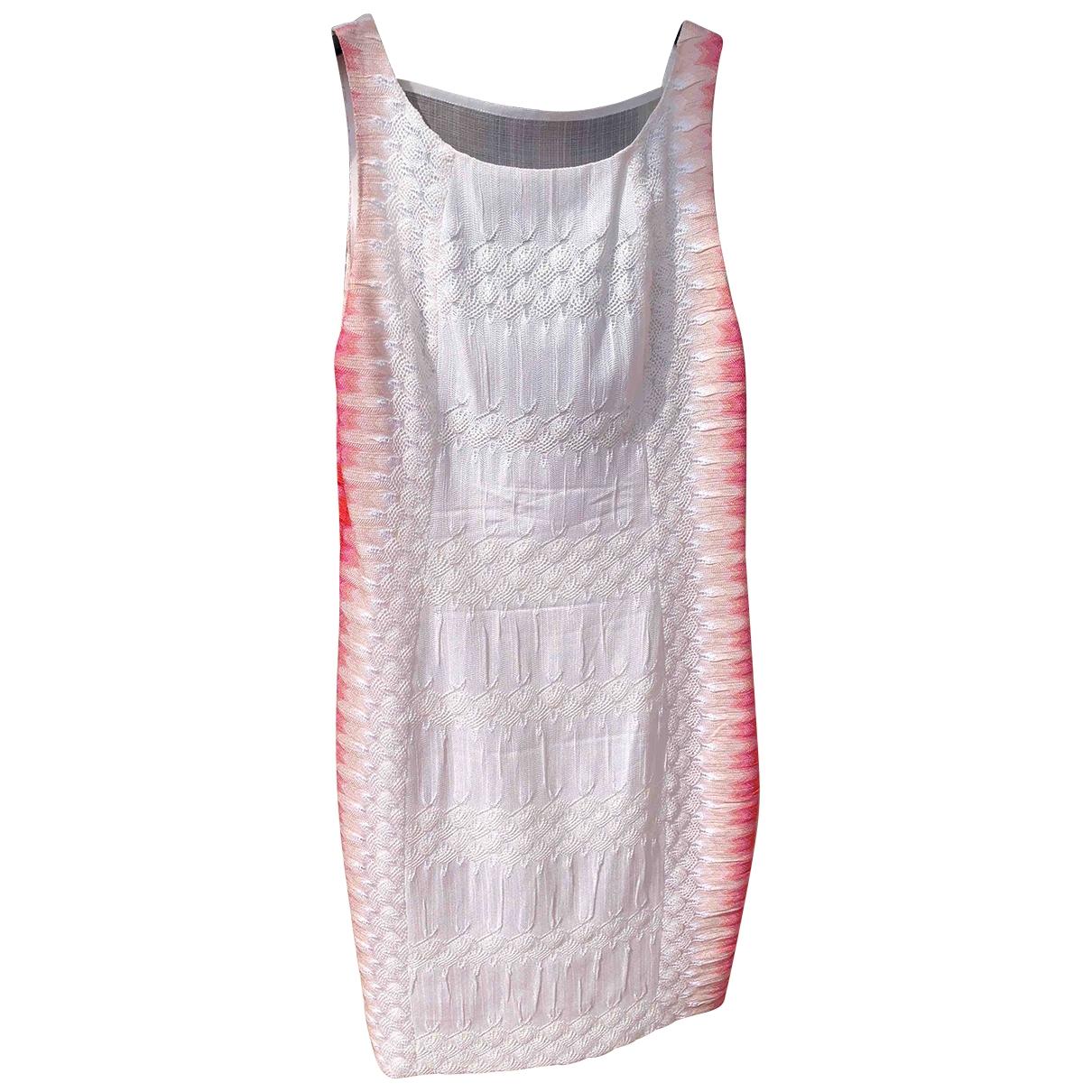 Missoni - Robe   pour femme - blanc