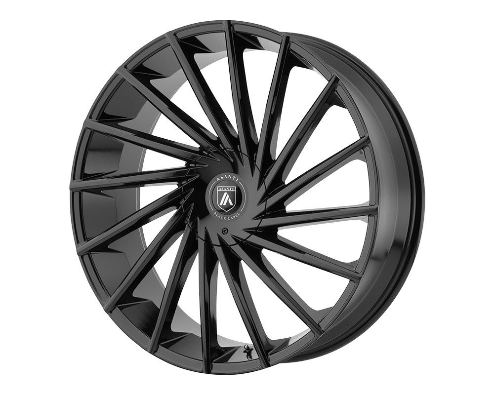 Asanti ABL18-24906715GB Black ABL-18 Matar Wheel 24x9 6x6x135/6x139.7 +15mm Gloss Black