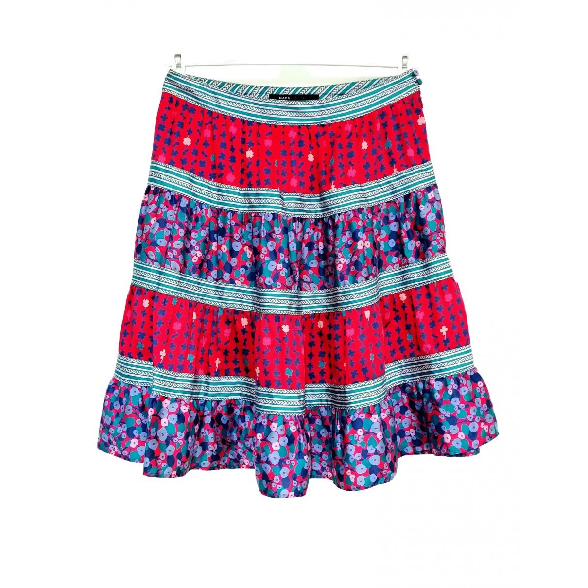 Marc Jacobs \N Multicolour Cotton skirt for Women 4 US