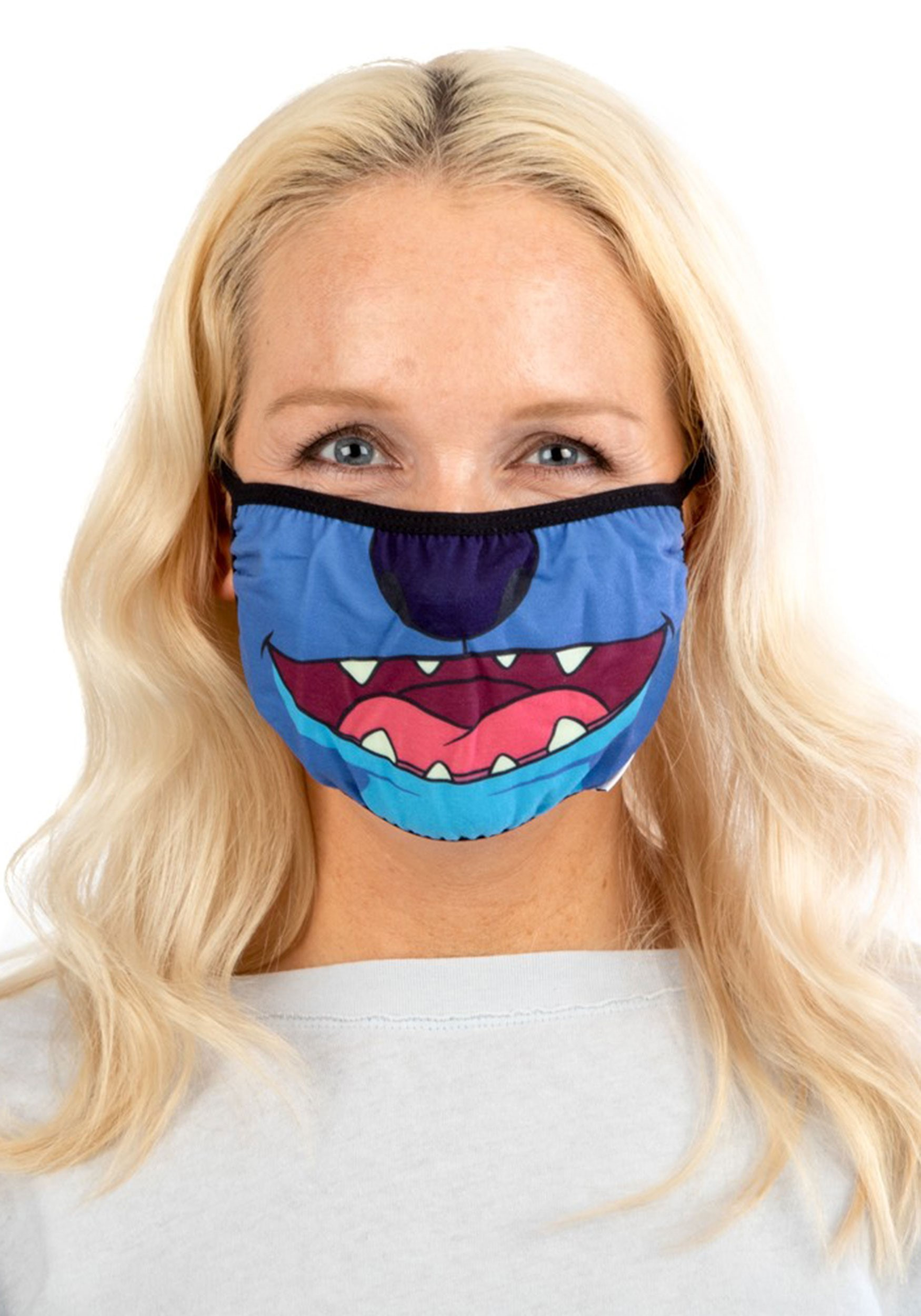 Adult Adjustable Stitch Face Cover