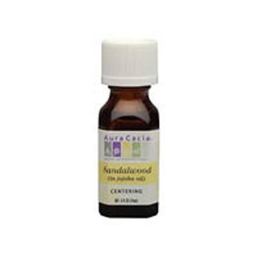 Precious Essentials Oil Frankncs Jojoba, 0.5 Oz by Aura Cacia