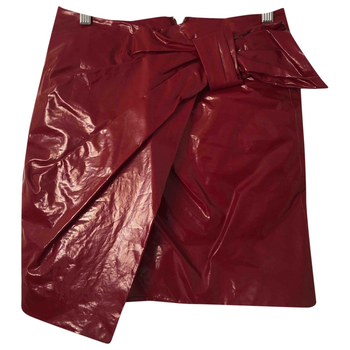 Isabel Marant \N Red skirt for Women 36 FR