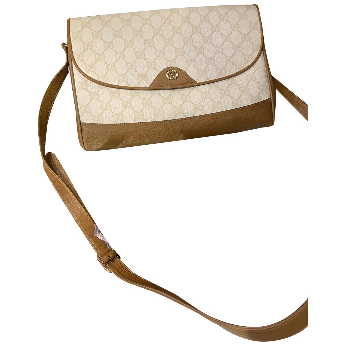 Gucci - Sac a main   pour femme - blanc