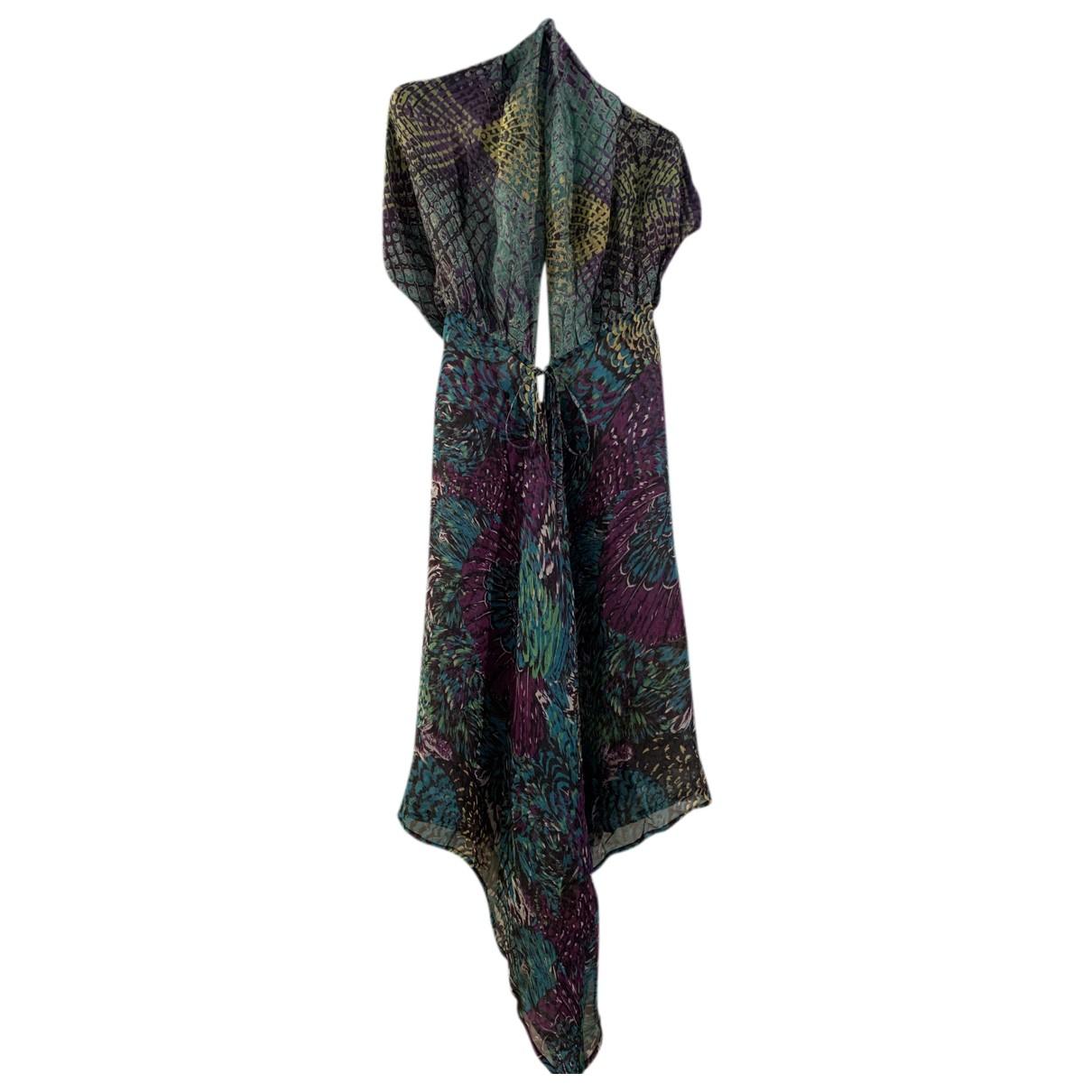 Autre Marque N Multicolour Silk Swimwear for Women 42 IT