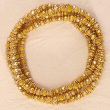 Armband mit einfachen Perlen