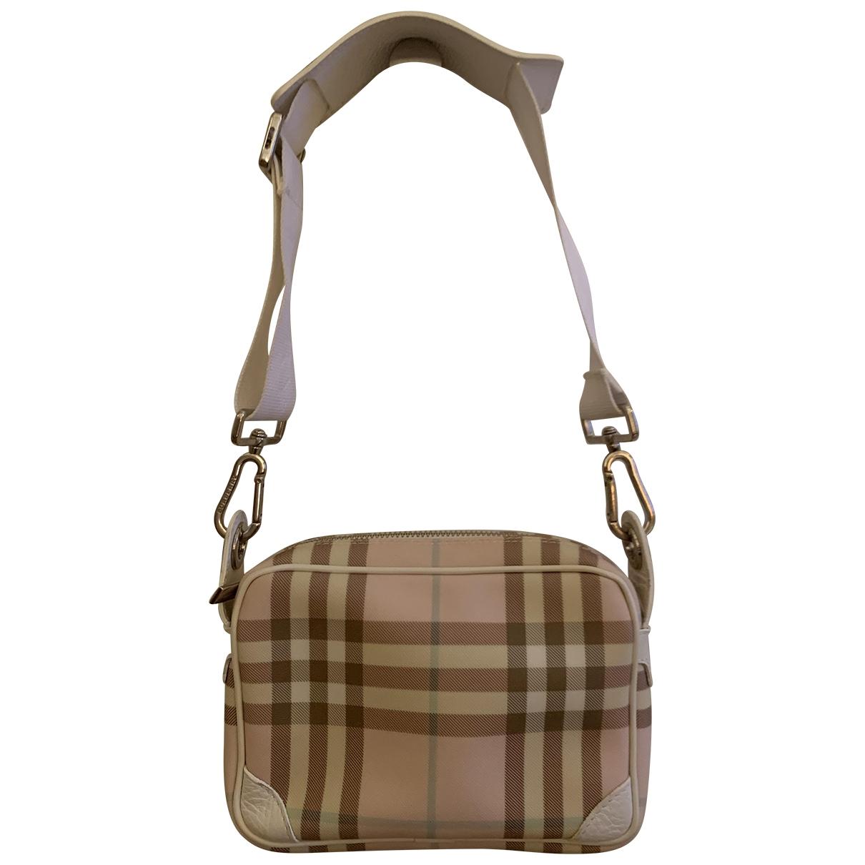 Burberry \N Pink handbag for Women \N
