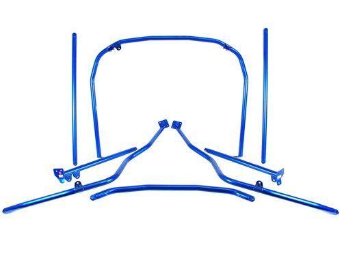Cusco 660 265 E D1 Roll Cage Subaru Impreza WRX