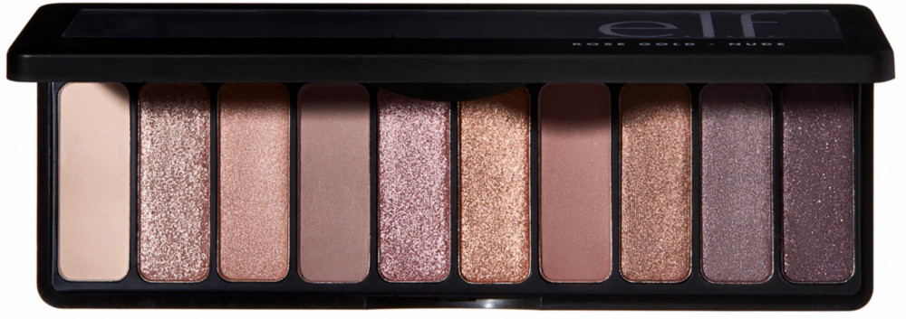 Nude Rose Gold Eyeshadow Palette