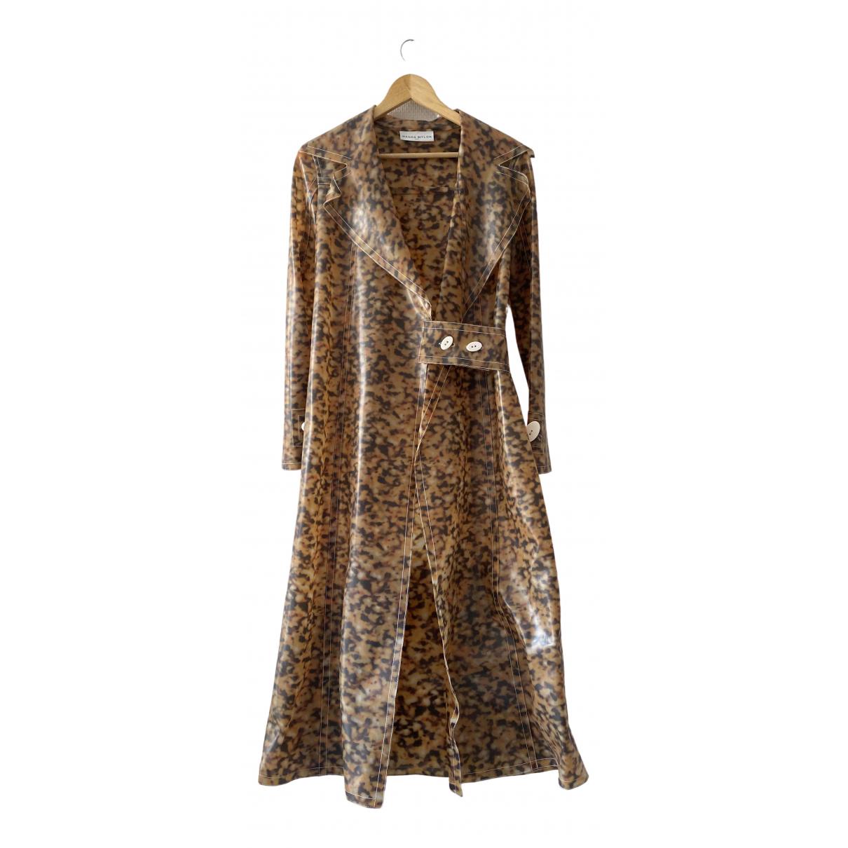 Wanda Nylon - Manteau   pour femme - camel
