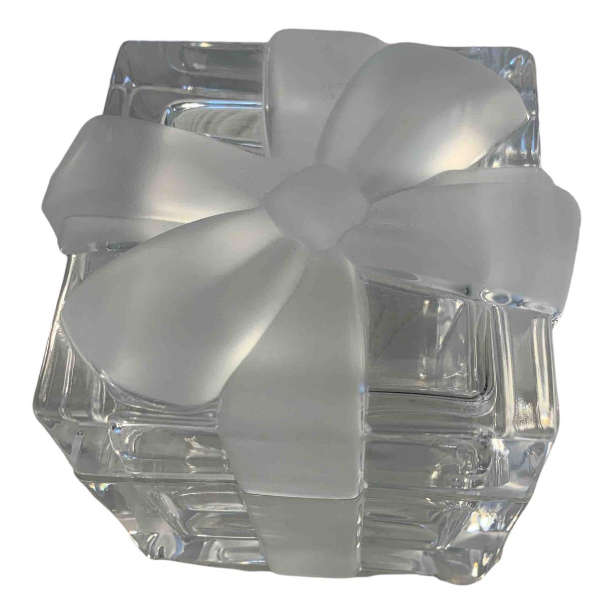 Tiffany & Co - Objets & Deco   pour lifestyle en cristal - blanc