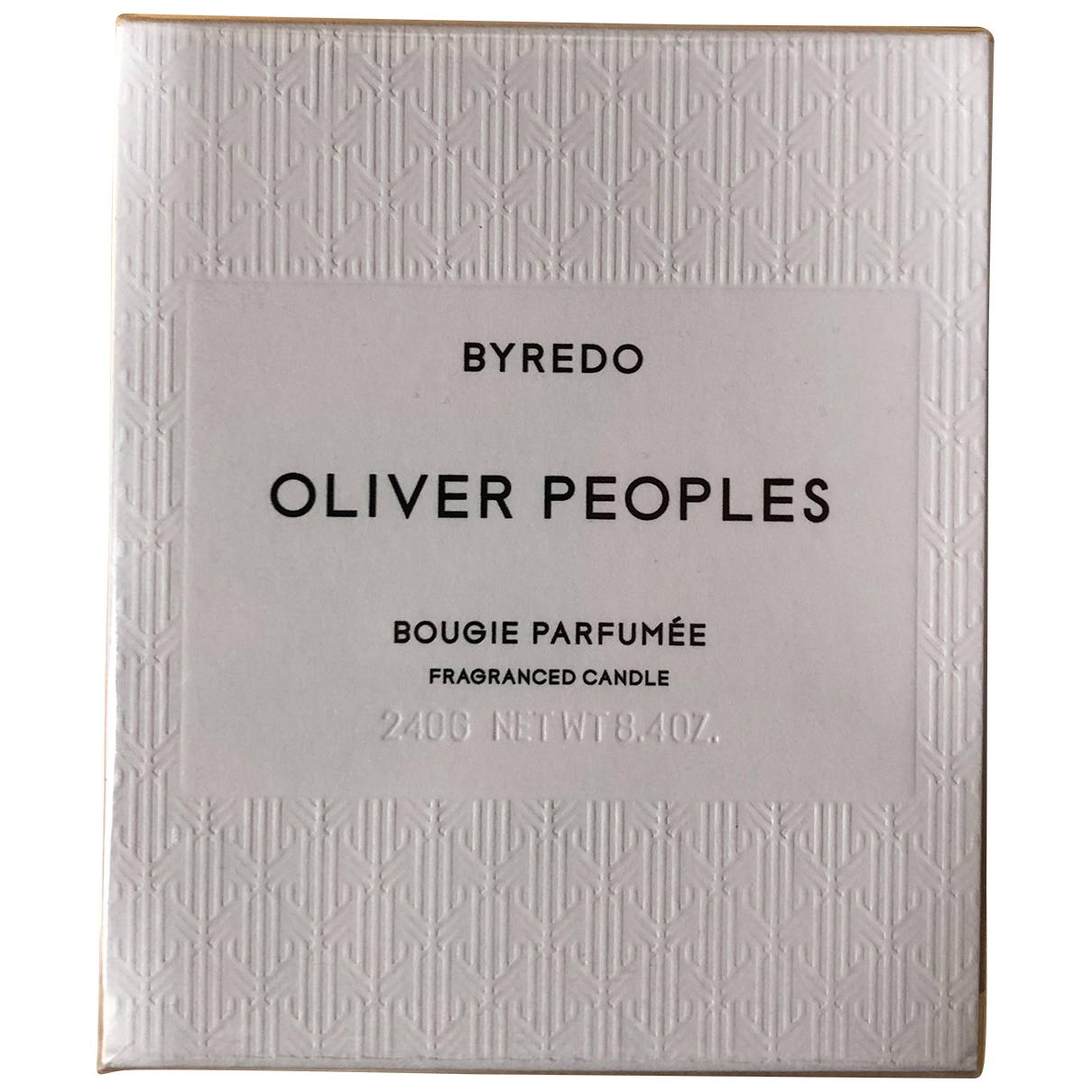 Byredo \N Charcoal Glass Home decor for Life & Living \N