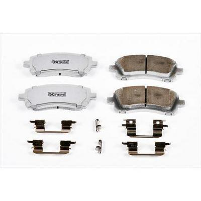 Power Stop Z26 Extreme Performance Front Brake Pads - Z26-721