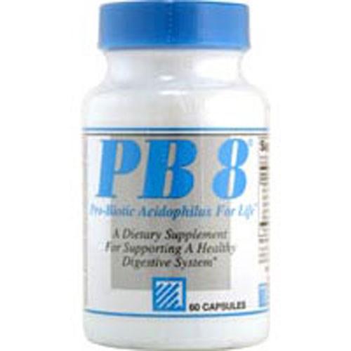 PB 8 Pro-Biotic Acidophilus Vegetarian, 120 Vcap by Nutrition Now