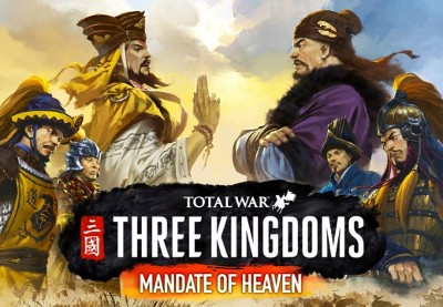Total War: THREE KINGDOMS - Mandate of Heaven DLC Steam Altergift