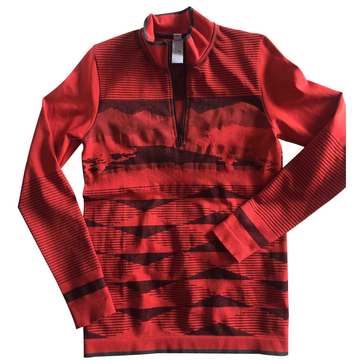Stella Mccartney Pour Adidas \N Red  top for Women M International