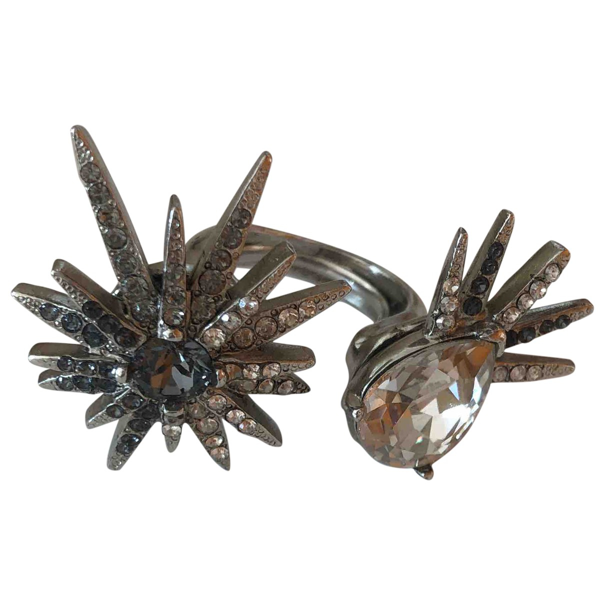 Oscar De La Renta \N Ring in  Silber Metall