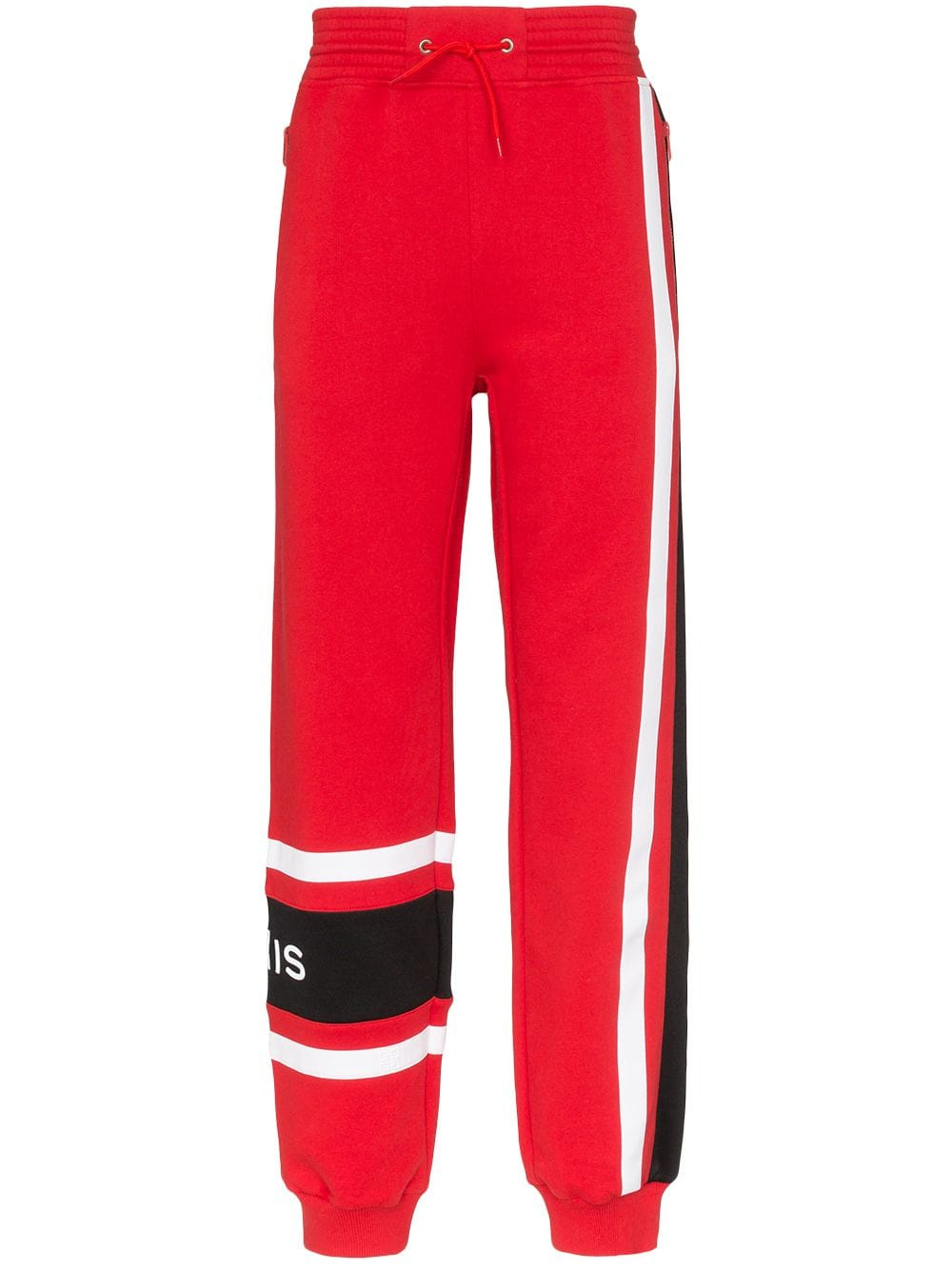 Logo Cotton Tracksuit Pants