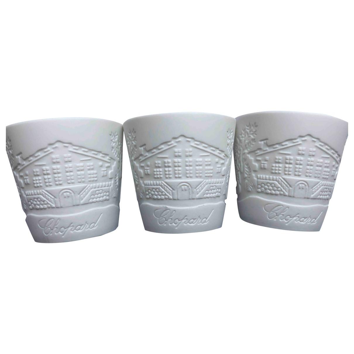 Chopard - Objets & Deco   pour lifestyle en ceramique - blanc