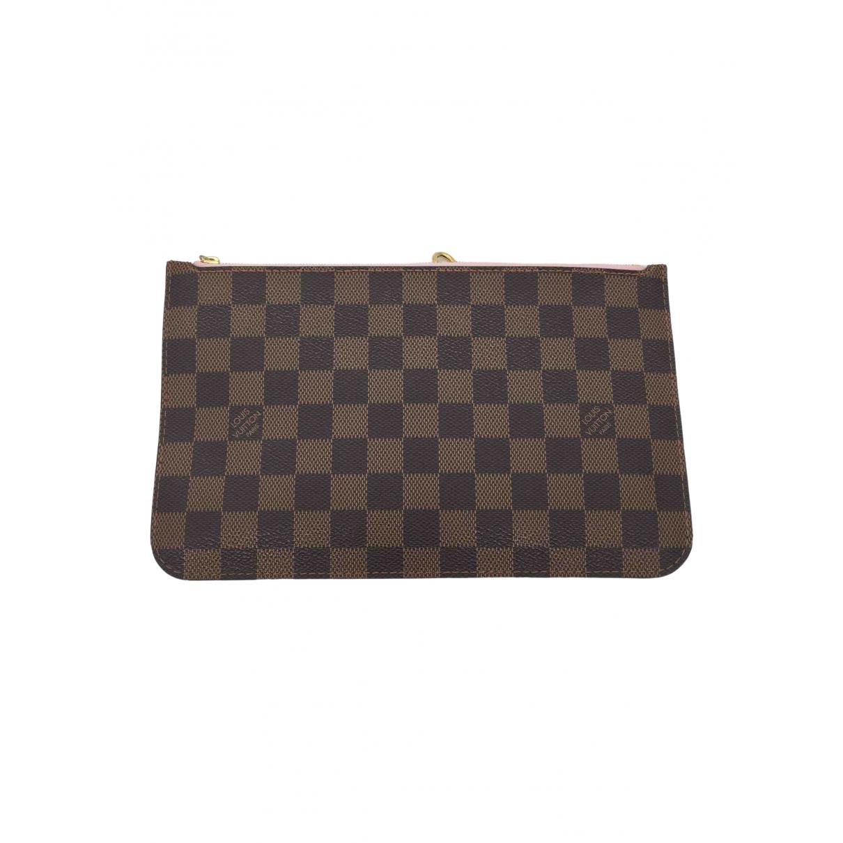 Louis Vuitton \N Cloth Purses, wallet & cases for Women \N
