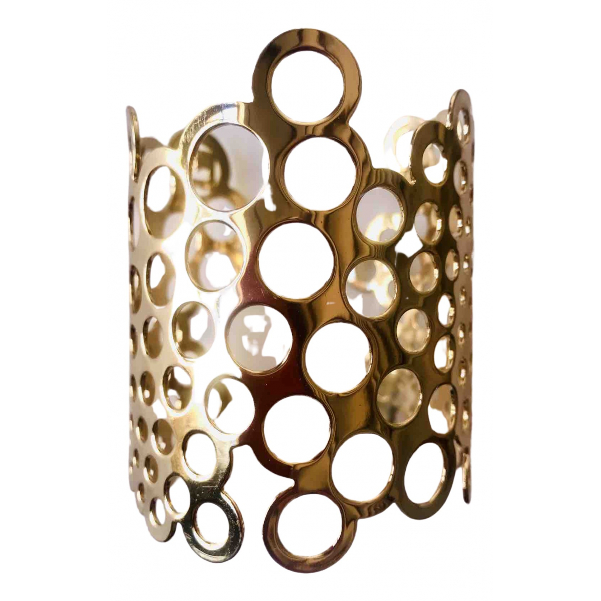 Paco Rabanne N Gold Metal bracelet for Women N