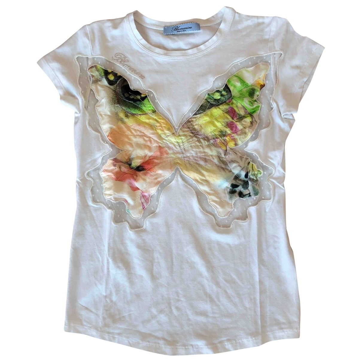 Blumarine \N White  top for Women 38 IT
