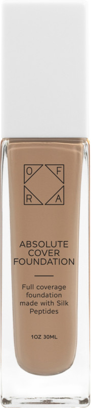 Absolute Cover Foundation - 6 (a tan shade w/ a neutral undertone)