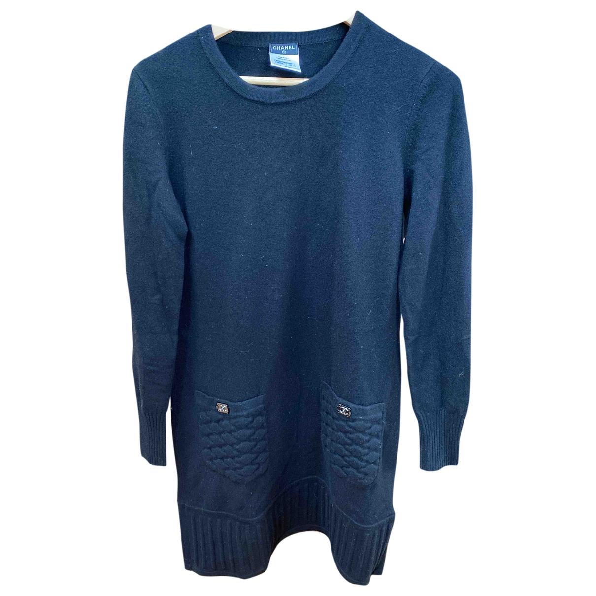 Chanel \N Black Wool dress for Women 40 IT