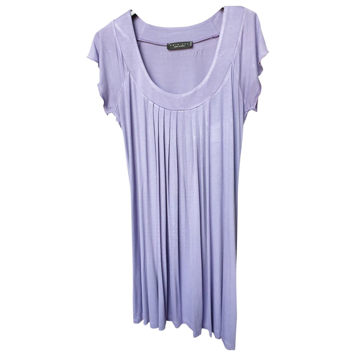 Twin Set \N Purple dress for Women S International