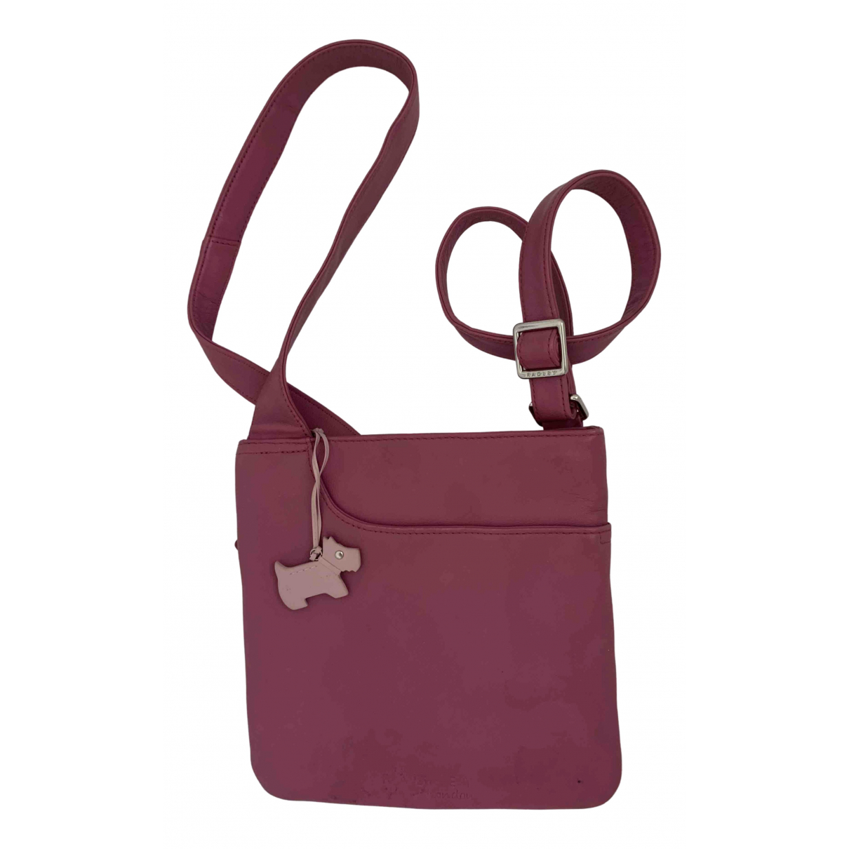 Radley London \N Pink Leather handbag for Women \N