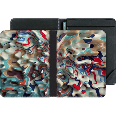 tolino vision 3 HD eBook Reader Huelle - Weird Surface von Danny Ivan