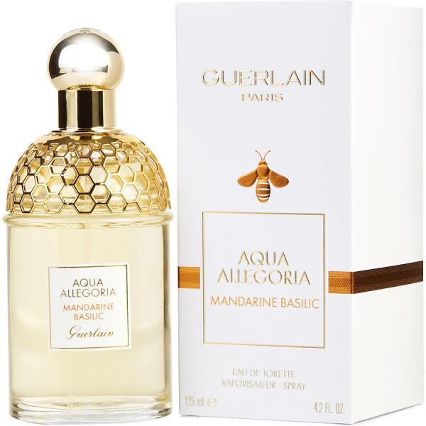 Guerlain - Aqua Allegoria Mandarine Basilic : Eau de Toilette Spray 4.2 Oz / 125 ml
