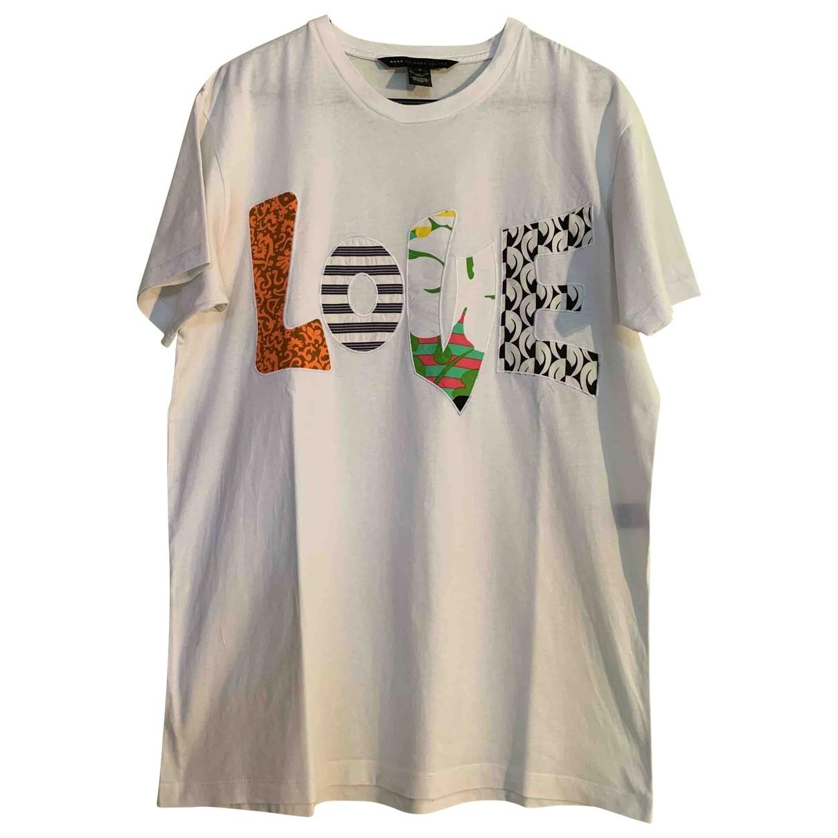 Marc By Marc Jacobs - Tee shirts   pour homme en coton - multicolore