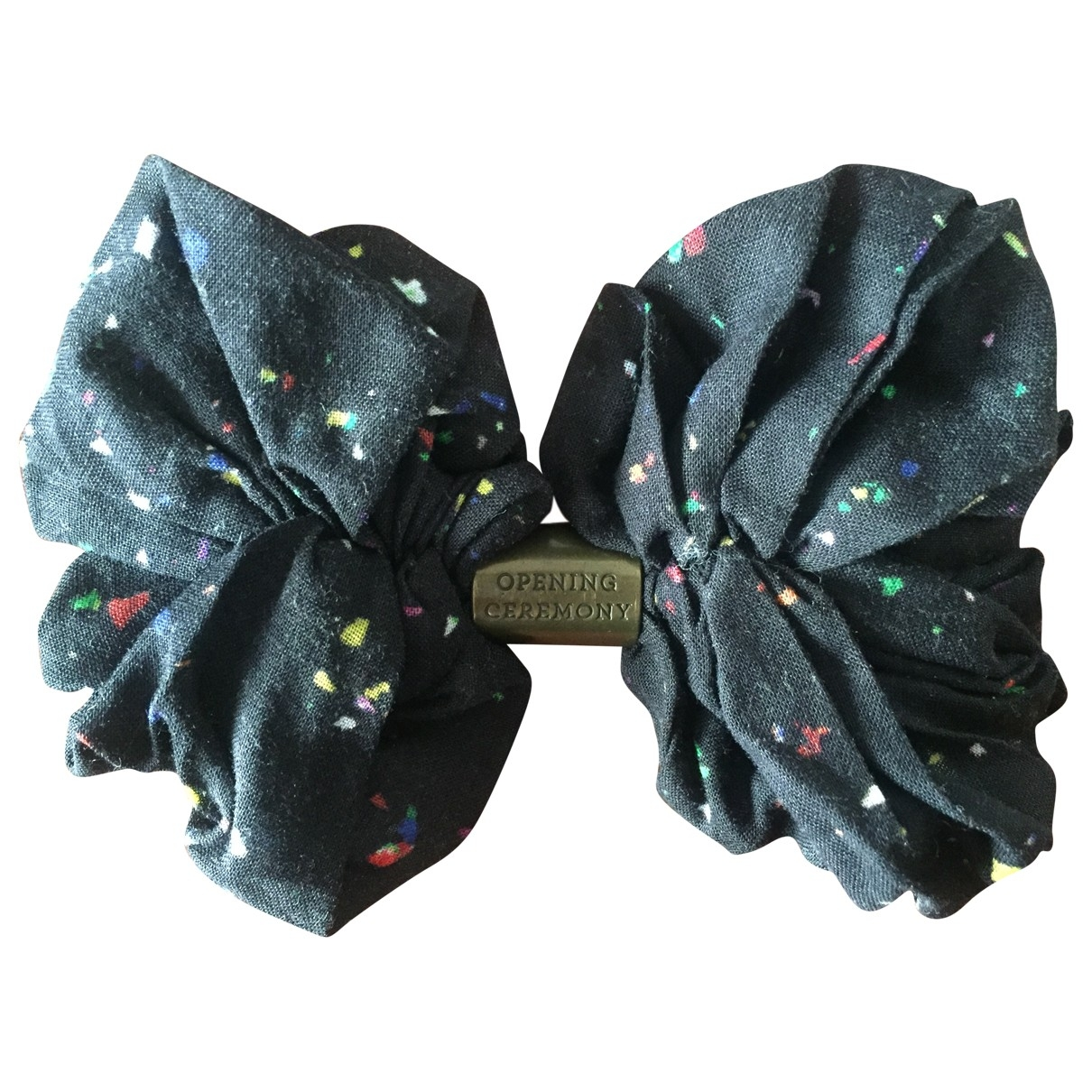 Opening Ceremony \N Black Pins & brooches for Women \N