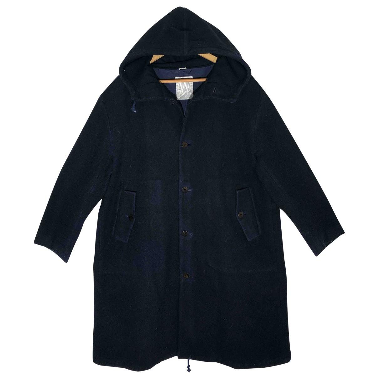Yohji Yamamoto \N Wool coat  for Men L International