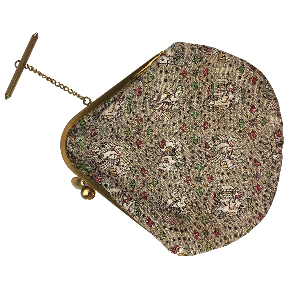 Non Signé / Unsigned \N Multicolour Cloth Purses, wallet & cases for Women \N