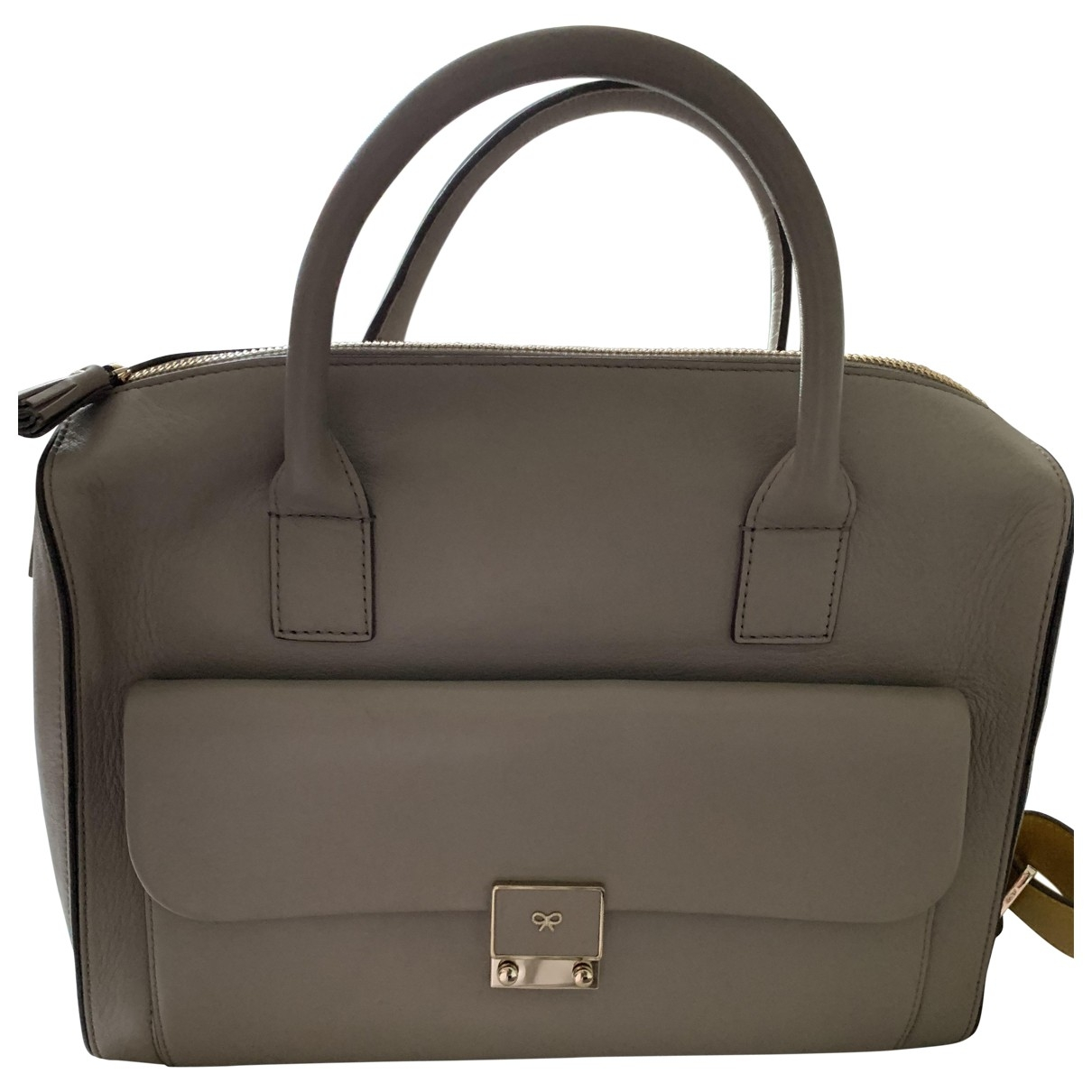 Anya Hindmarch \N Leather handbag for Women \N