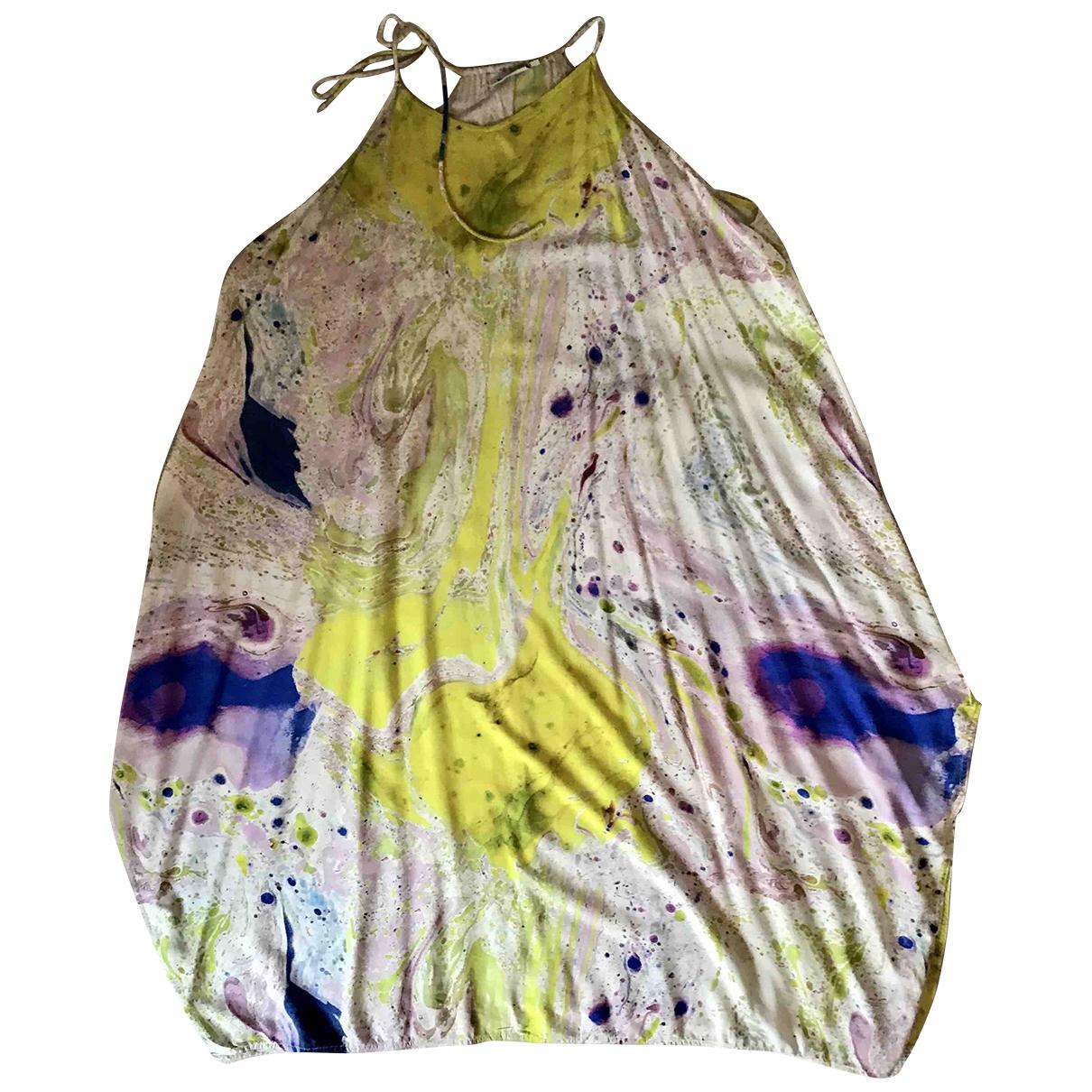 Weekday \N Kleid in  Bunt Baumwolle