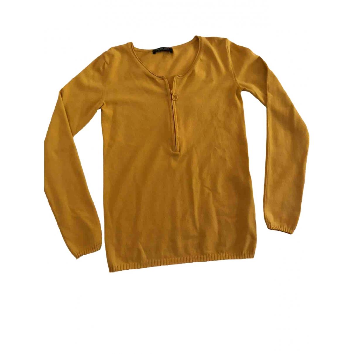 Twin Set \N Yellow Wool Knitwear for Women M International
