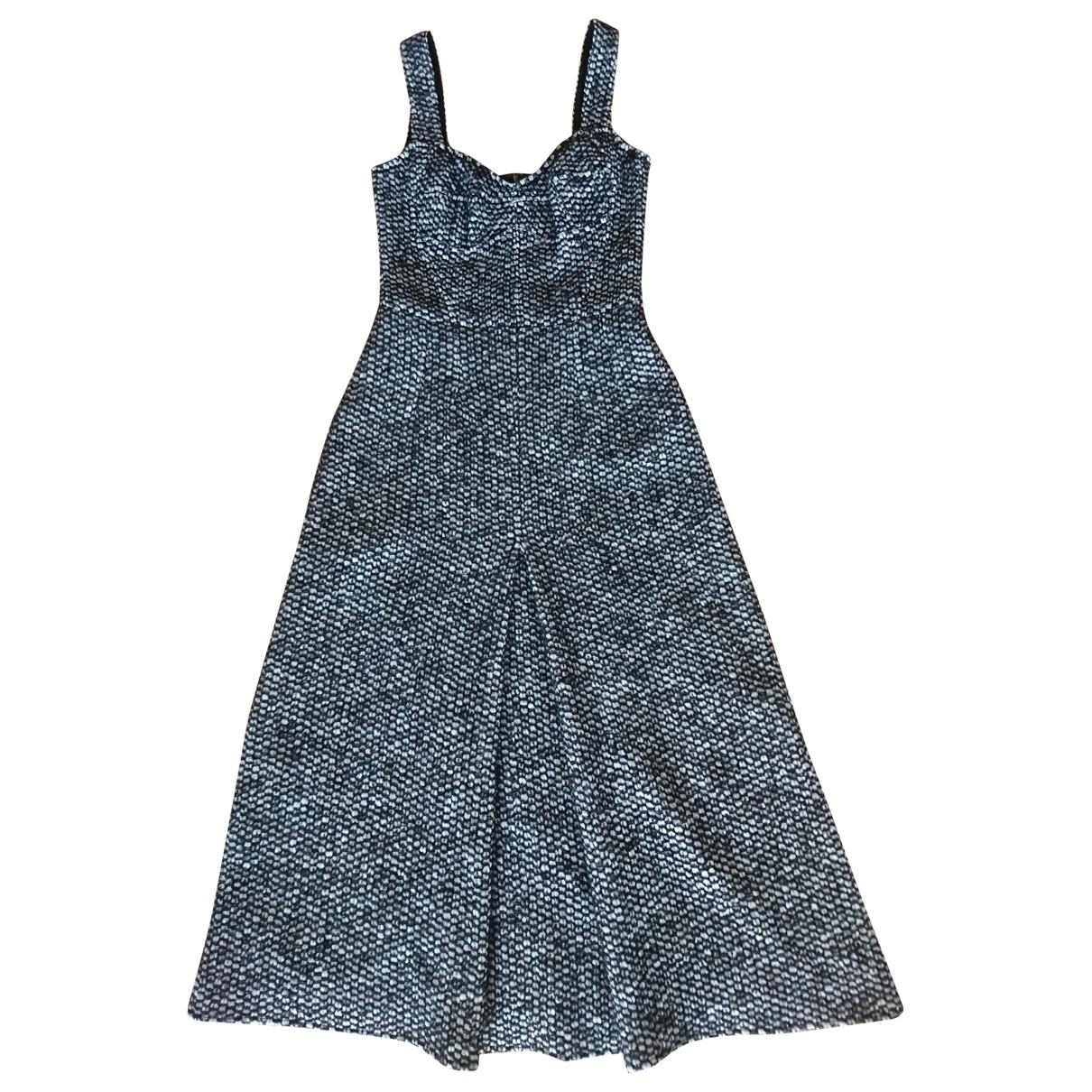 Dolce & Gabbana \N Black Wool dress for Women 40 IT