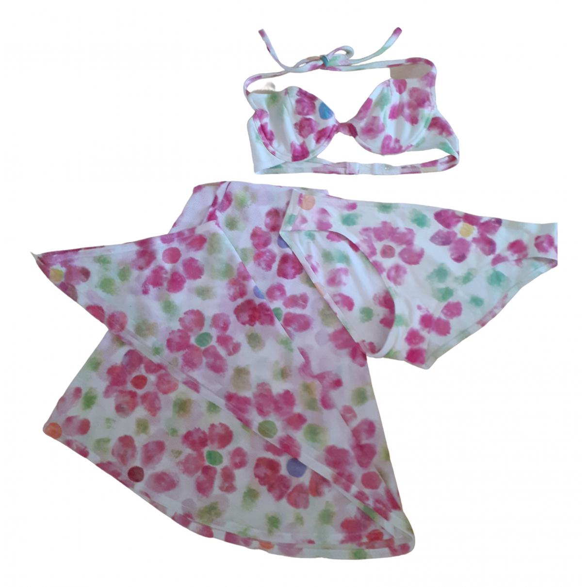 Eres - Bain   pour femme en coton - elasthane - multicolore