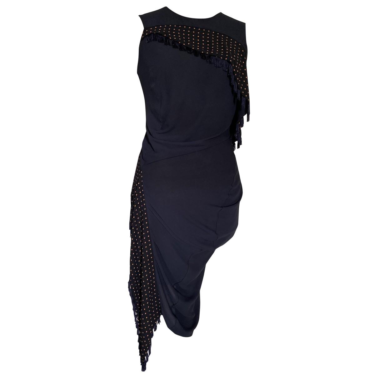 Mcq \N Blue dress for Women 40 IT