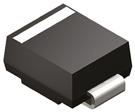 Bourns P6SMB10A, Uni-Directional TVS Diode, 600W, 2-Pin DO214AA (25)